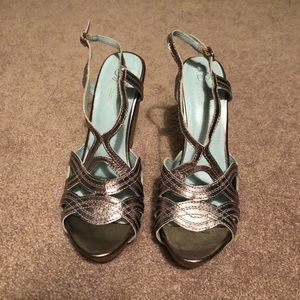 Seychelles women's wedge sandals